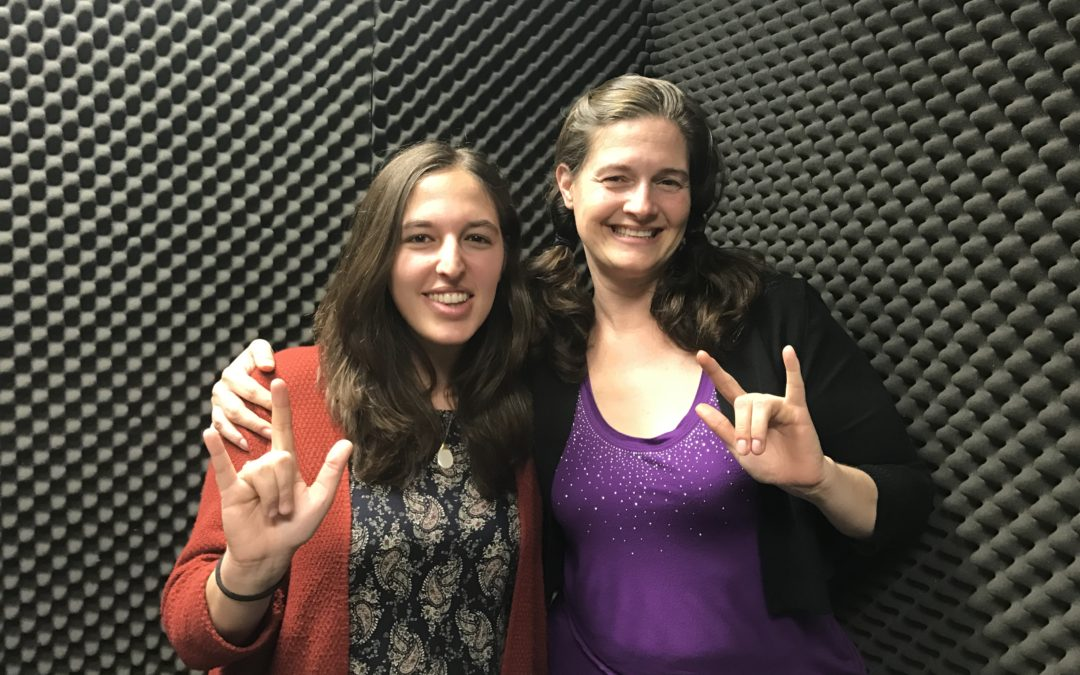 Cultour -04.12.17- CulTour-ing Deaf Culture with Kristine Hall