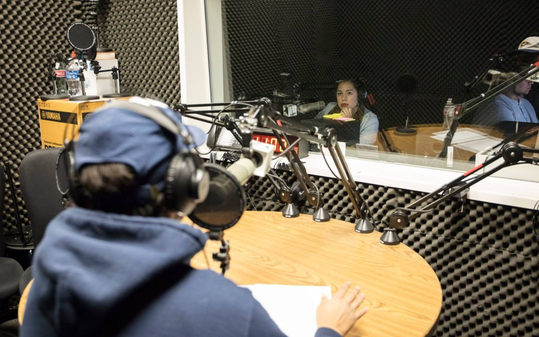 Multimedia on Radio Marathon