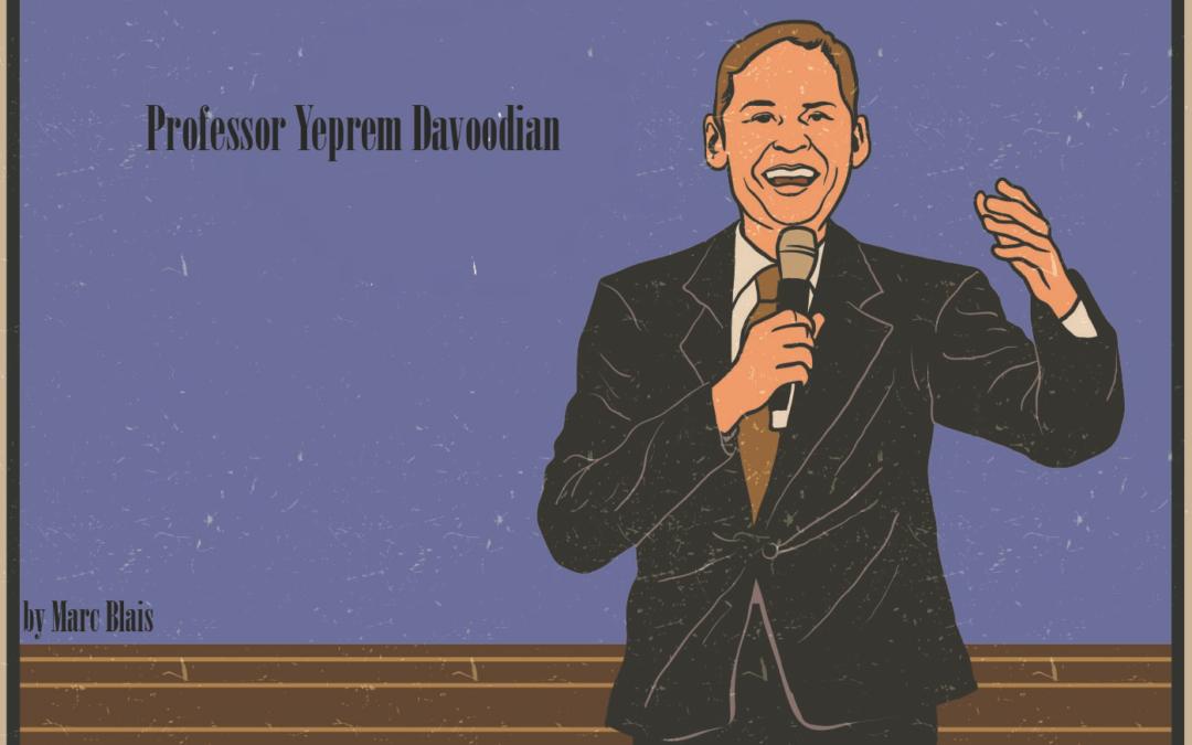 Podcast: Yapreem Davoodian
