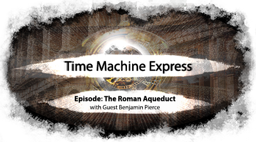 Time Machine Express: The Roman Empire