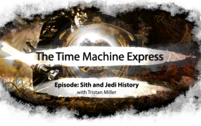 Time Machine Express: Sith and Jedi History