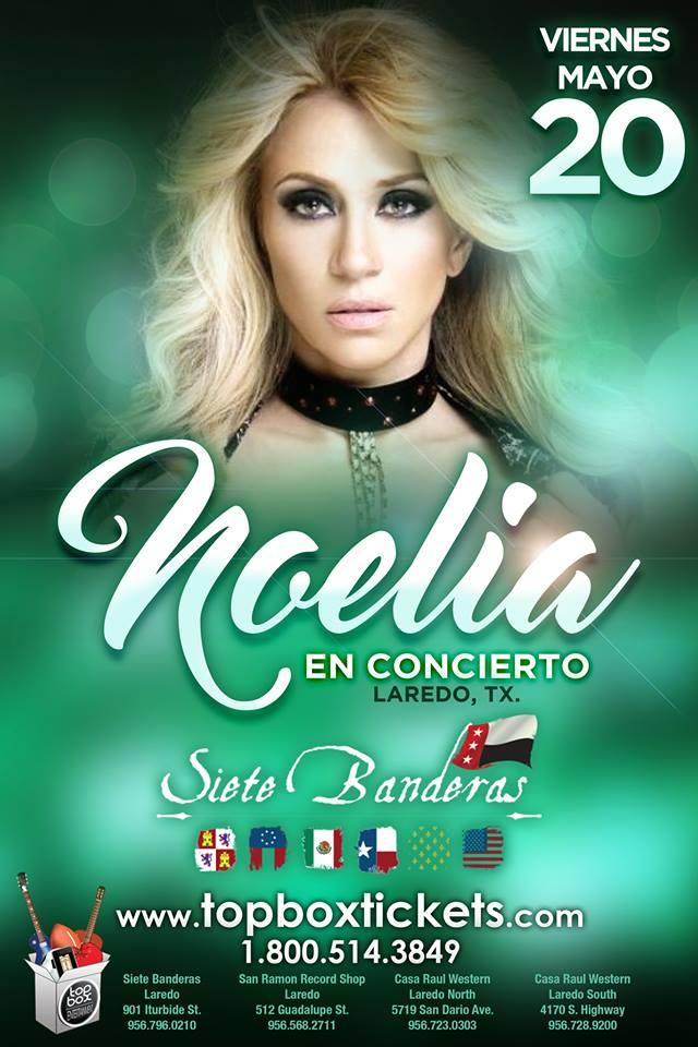 Noelia poster Laredo