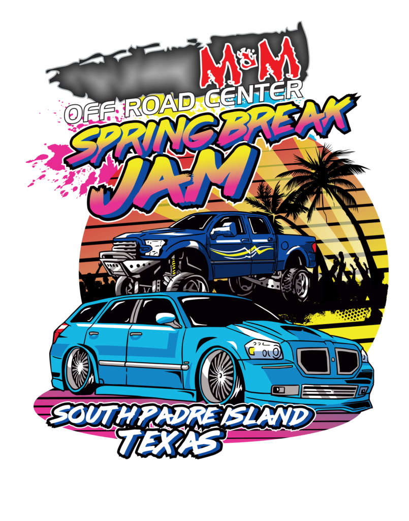 spring break jam 2018 simple