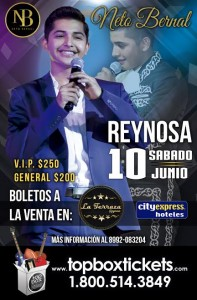 Neto Bernal 2017 poster
