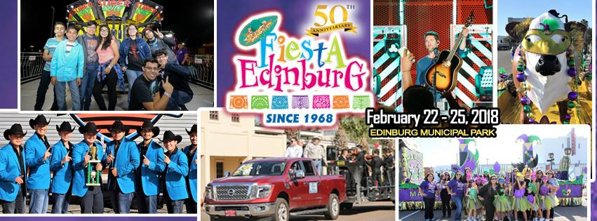Fiesta Edinburg 2018