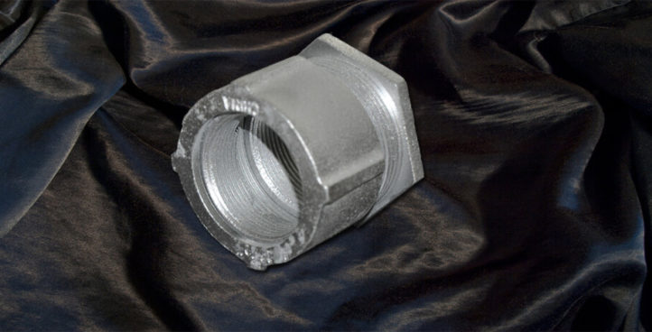 3pc Malleable Iron Coupling
