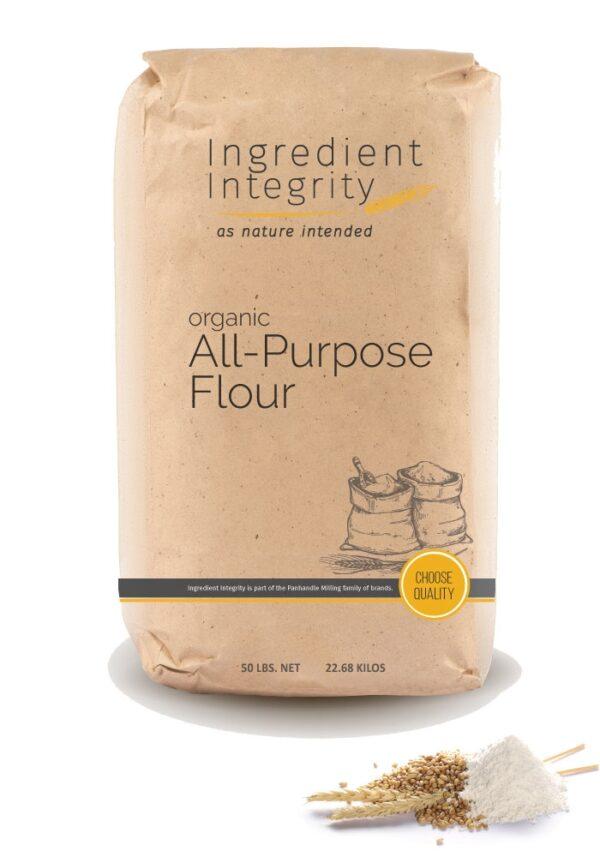 Organic All Purpose Flour 50lb
