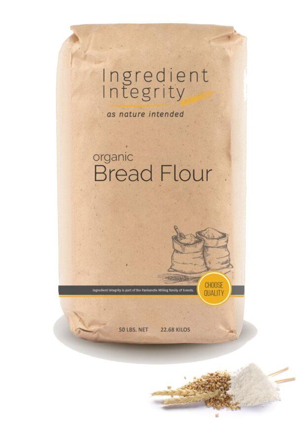 Organic Bread Flour 50lb