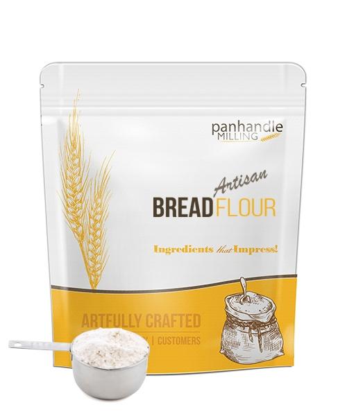 Unbleached Artisan Bread Flour