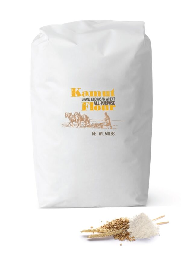 Kamut All Purpose Flour 50lb Bag