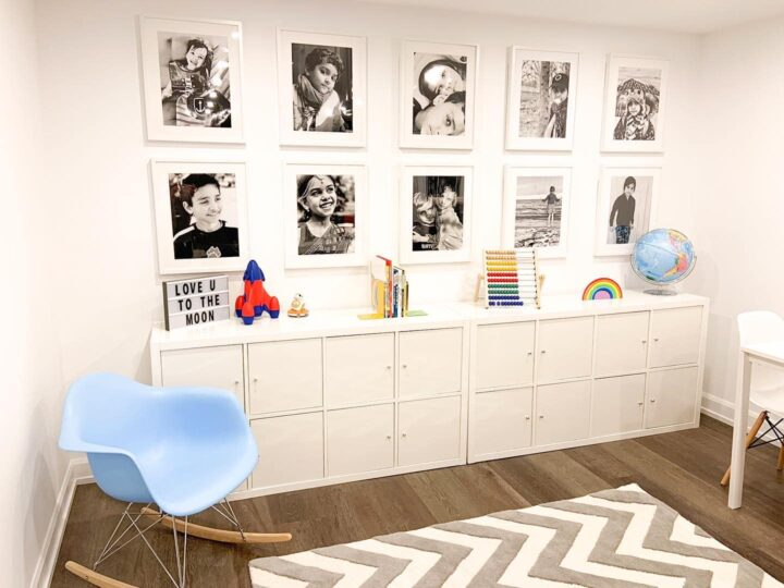 How to Create a Fun, Stylish & Functional Kids Playroom