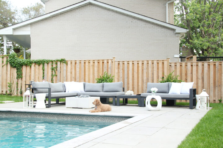Easy Ideas to Update Your Backyard for Summer!