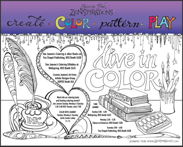 Zenspirations®_by_Joanne_Fink_NSS_Coloring_Wall_Graphic