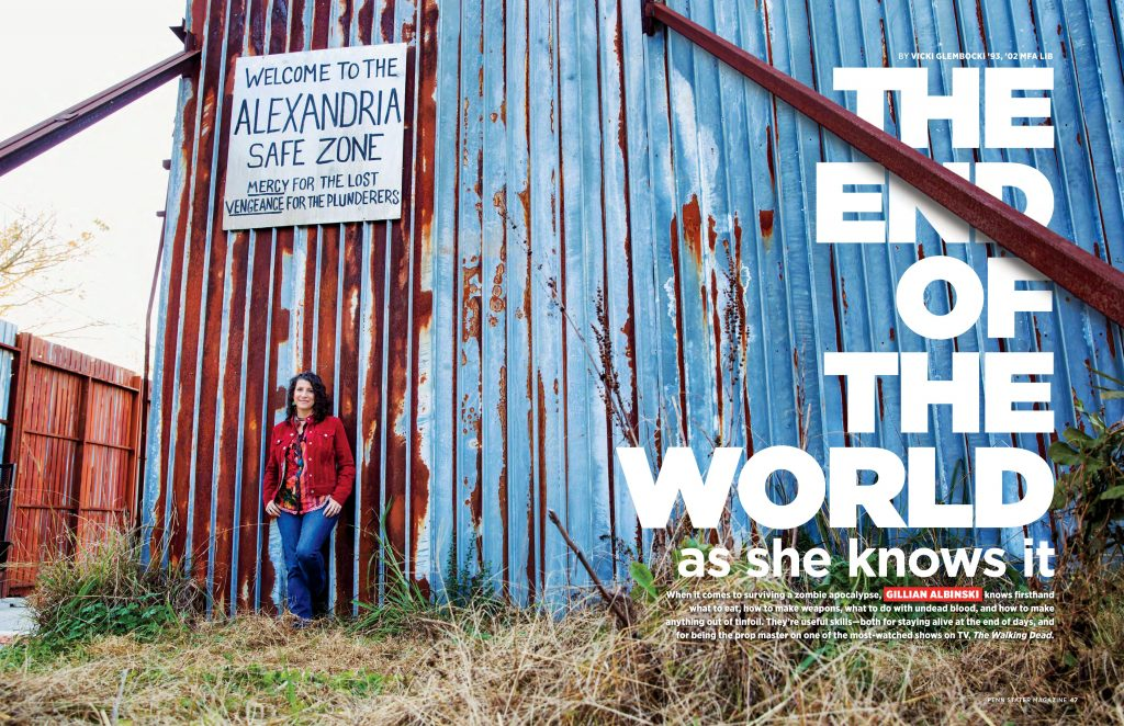 Penn Stater Magazine 1 of 4