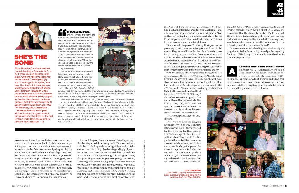 Penn Stater Magazine 3 of 4