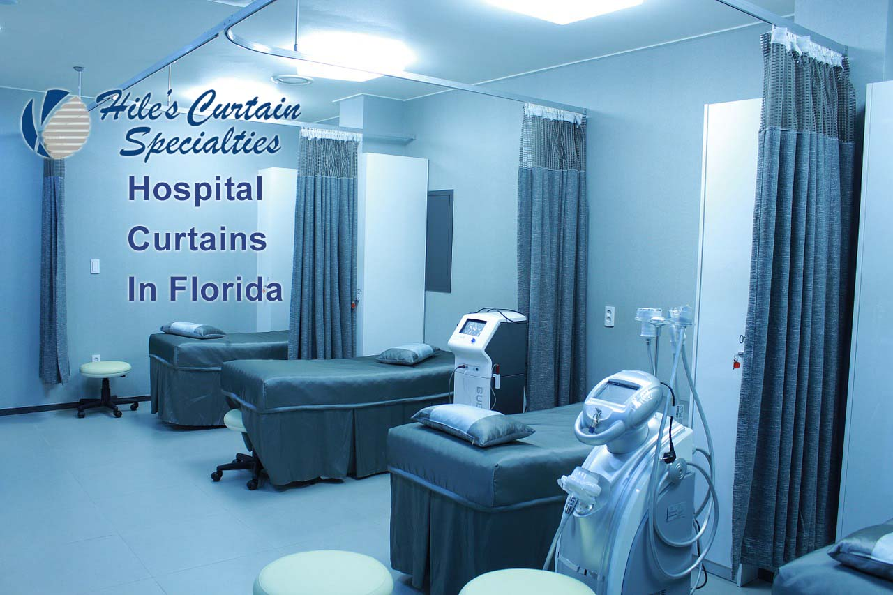 Hospital Curtains in Florida