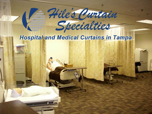 Medical Curtains in Tampa