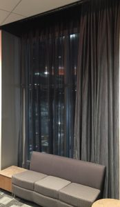 Office and Commercial Window treatments in St Petersburg