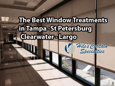 Best Window Treatments in Tampa