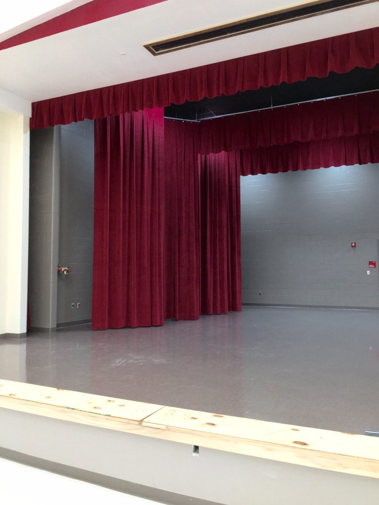 Stage Curtains and Theatrical Drapes in Tampa 2
