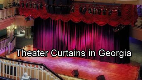 Theater Curtains in Georgia