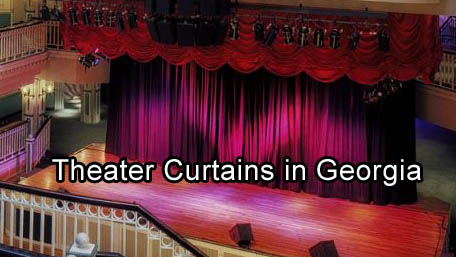 Theater Curtains in Georgia