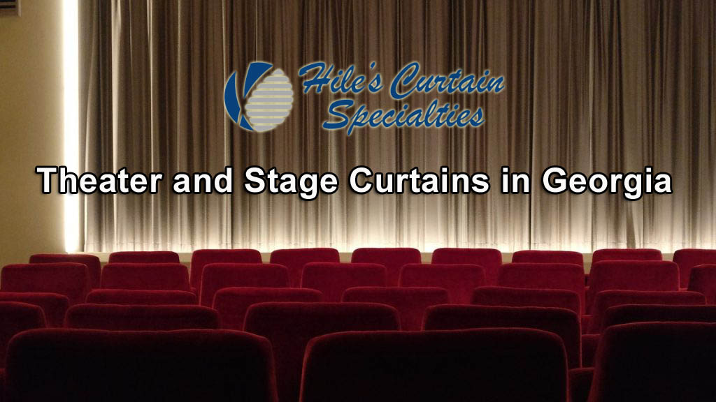 Stage Curtains in Tift County Georgia