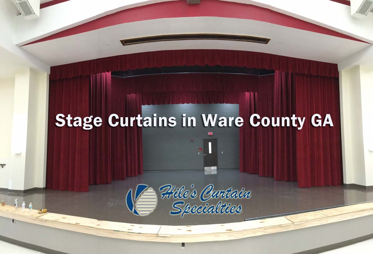 tage Curtains in Ware County GA