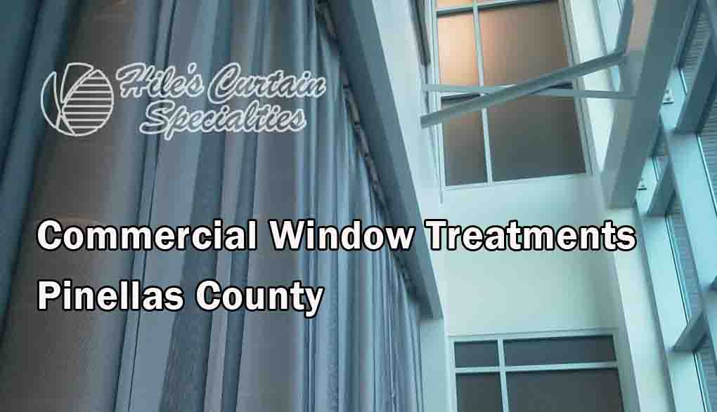 Commercial Window Treatments - Clearwater 2