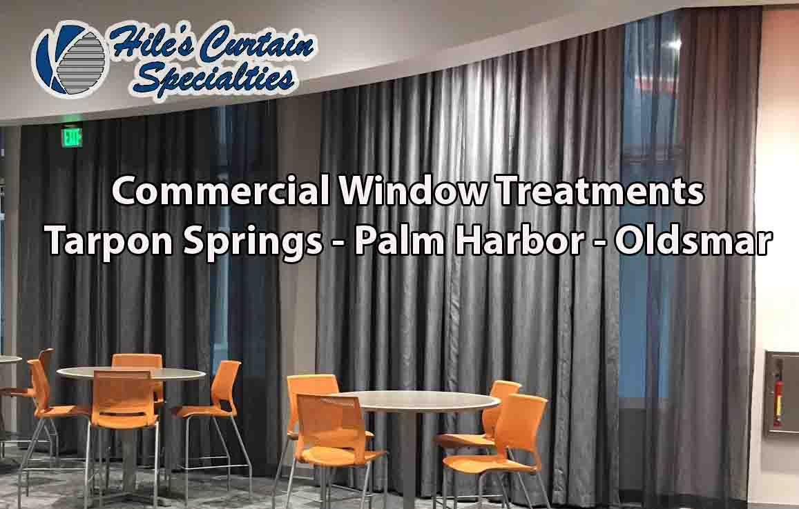 Office Window Treatments Archives Hiles Curtains Specialties