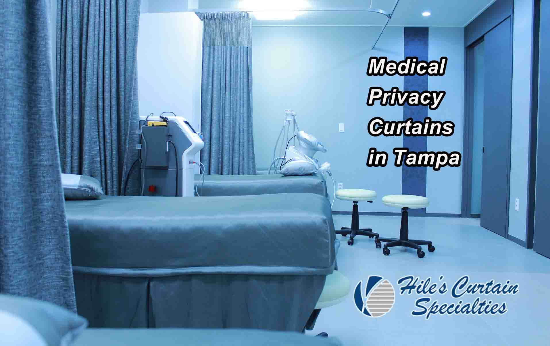 Medical Privacy Curtains - Tampa