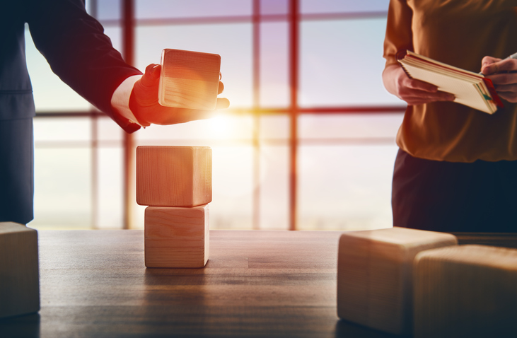 building blocks of marketing plans