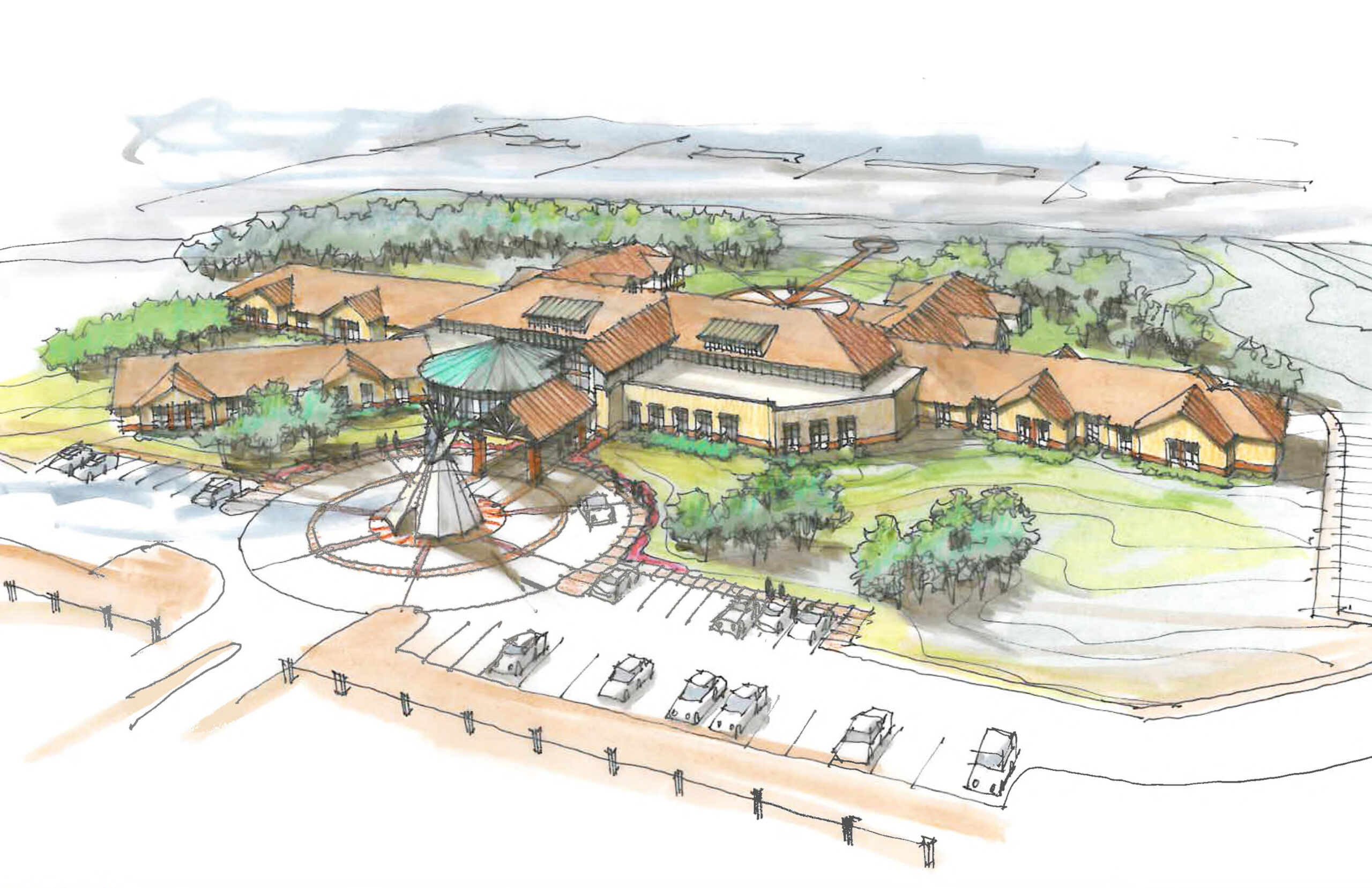 Oglala Sioux Nuring Home Planning