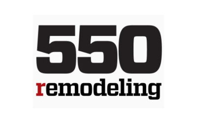 Remodeling Magazine's Annual List of Top Remodeling Firms