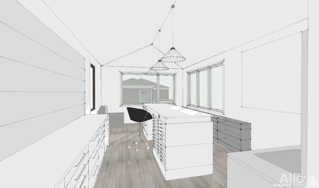 Alloy Workshop | Architecture and Construction | Design Build Firm | Charlottesville, Virginia | Office Space