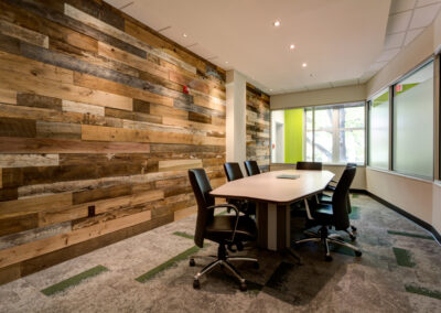 Natural Retreats Office Renovation