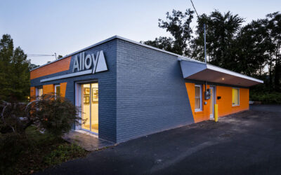 Cville Weekly Article Featuring Alloy Workshop