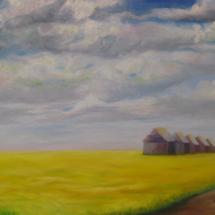 18x24 Oil on Canvas