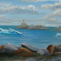 16x12 Oil on Canvas