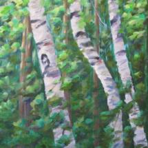 12x16 Oil on Canvas