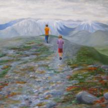 Hiking Kananaskis