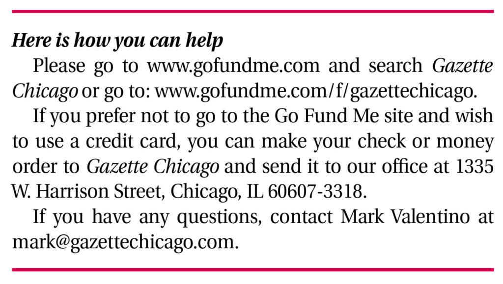 Go Fund me link
