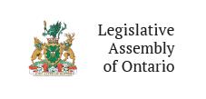 LegislativeAssembly of Ontario english-logo
