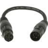 Accu-Cable 5-Pin Male to 3-Pin