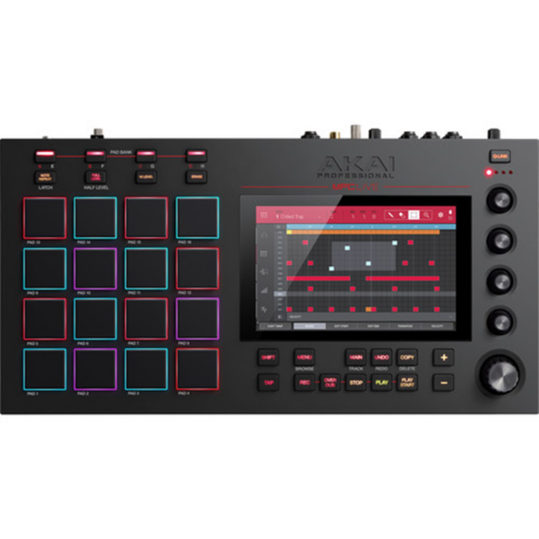 Akai Professional MPC Live -Music Production Center with Sampler and Sequencer top