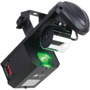 American DJ Inno Pocket Roll LED Barrel Scanner