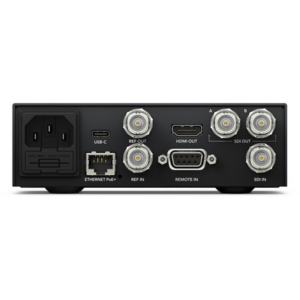 Blackmagic Design HyperDeck Studio Mini back