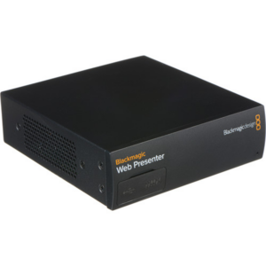 Blackmagic Design Web Presenter Professional Video Streaming Down Converter