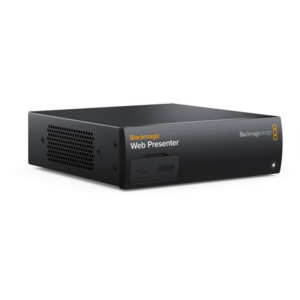 Blackmagic Design Web Presenter Professional Video Streaming Down Converter Front