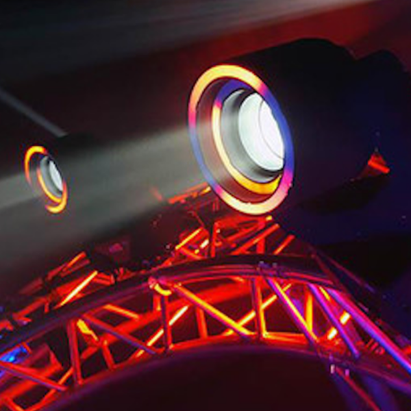 Blizzard Hypno Beam LED Beam Moving Truss